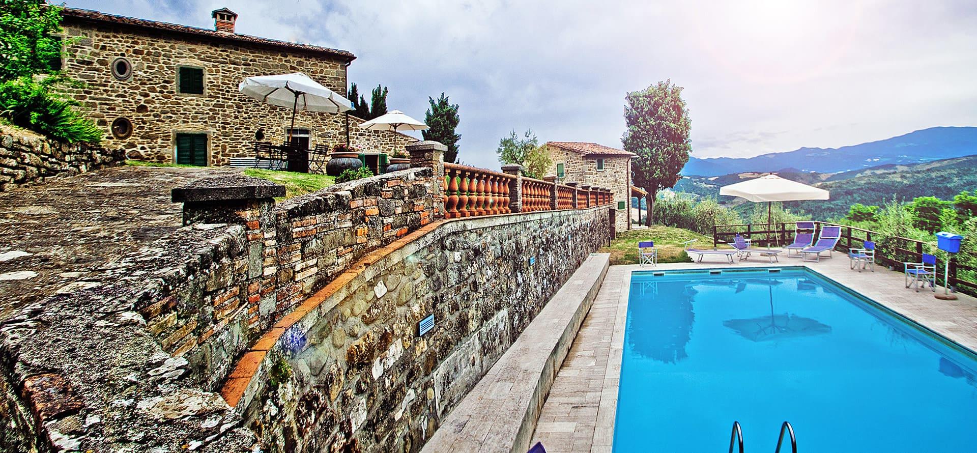 Servizi agriturismo Toscana
