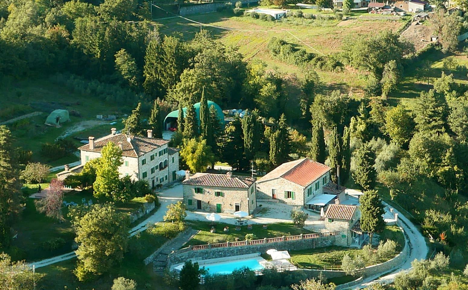 Agriturismo biologico in Valtiberina Toscana
