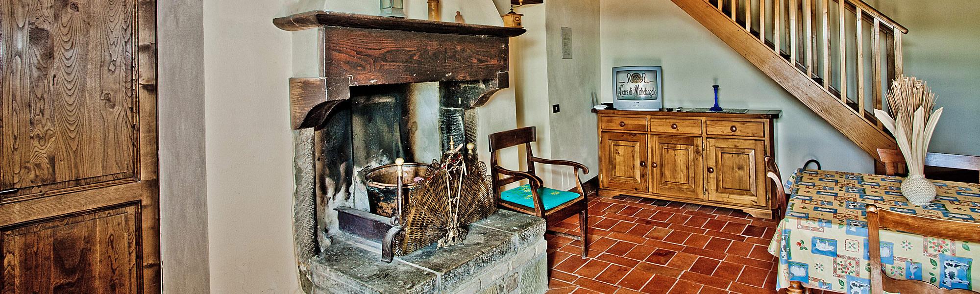 Appartamento La Torre in affitto in Toscana