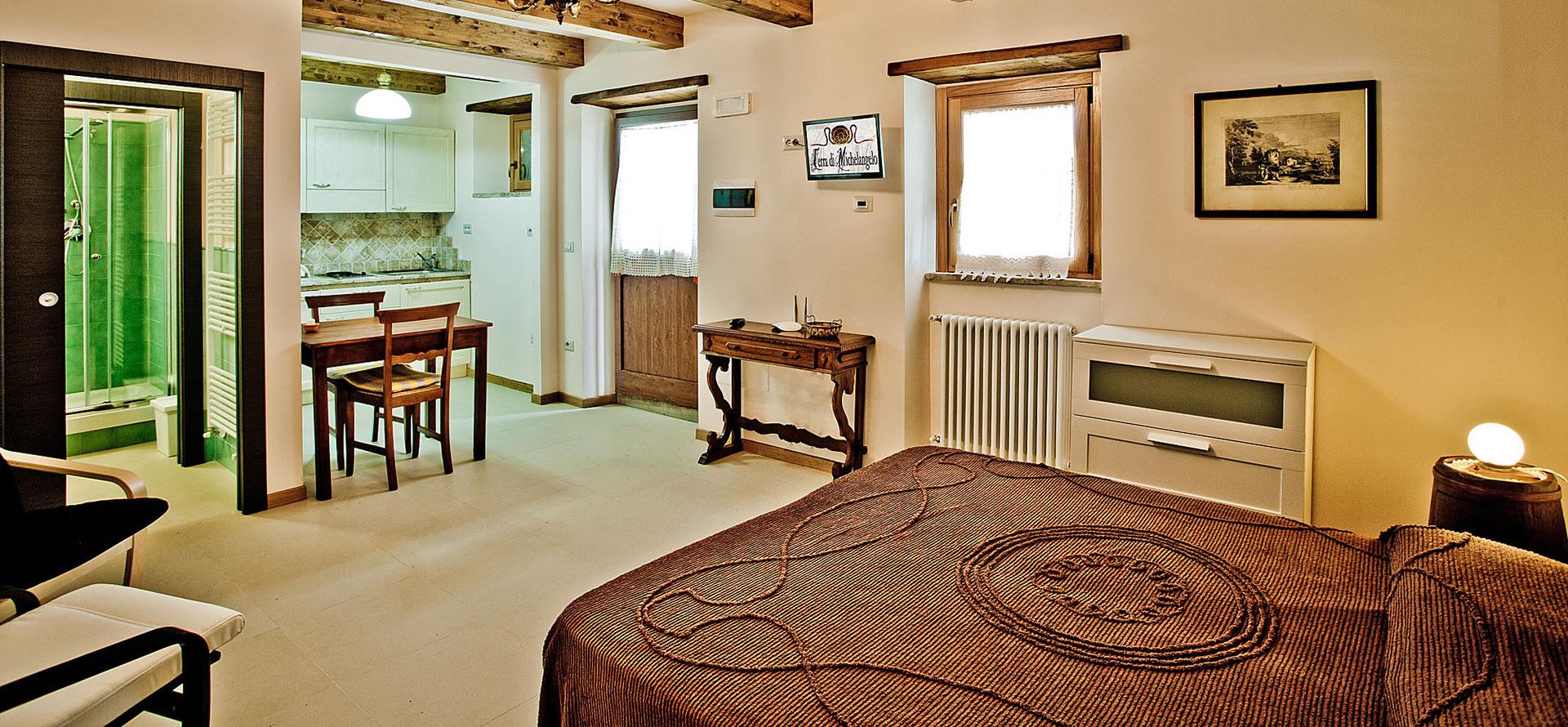 Appartamento Cipresso in affitto per vacanze