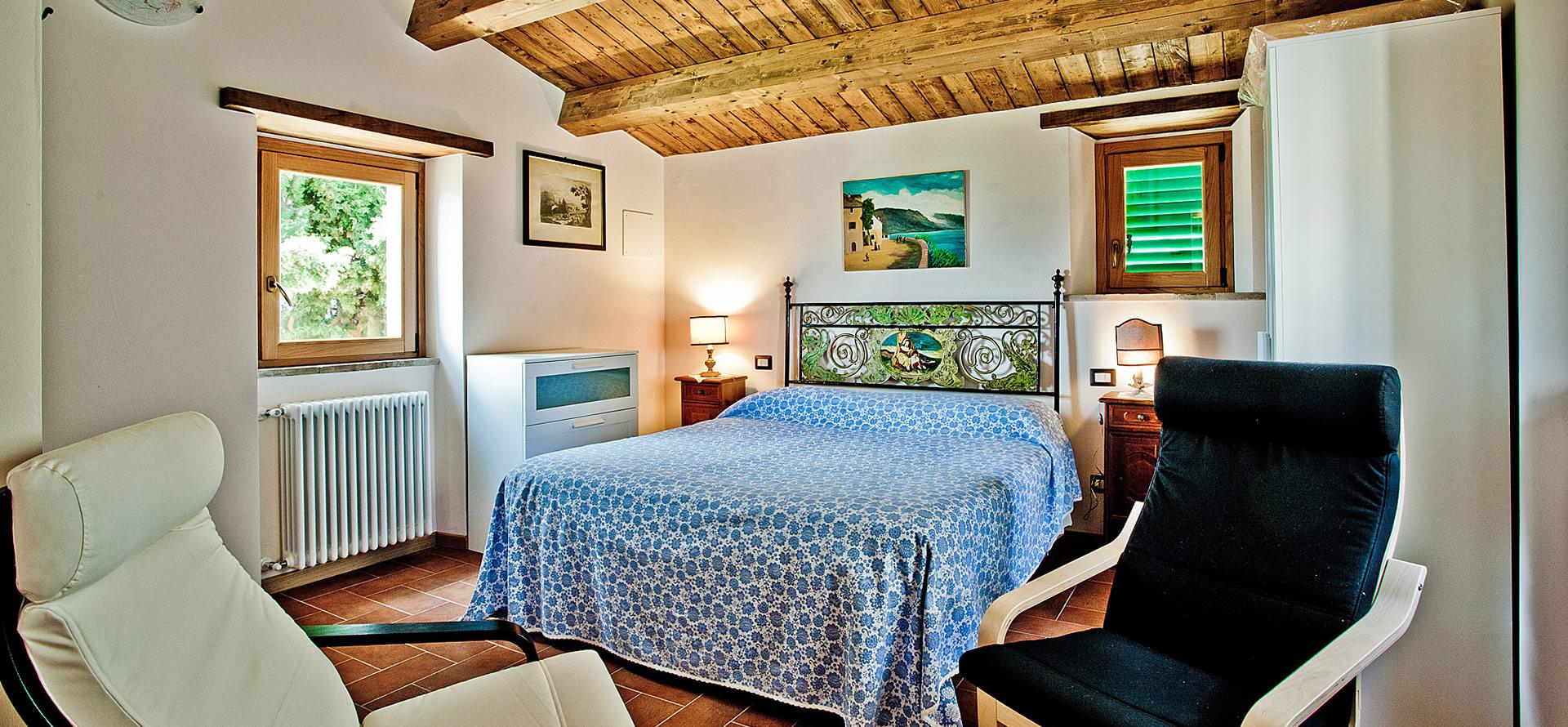 Camera appartamento Olivo in Toscana