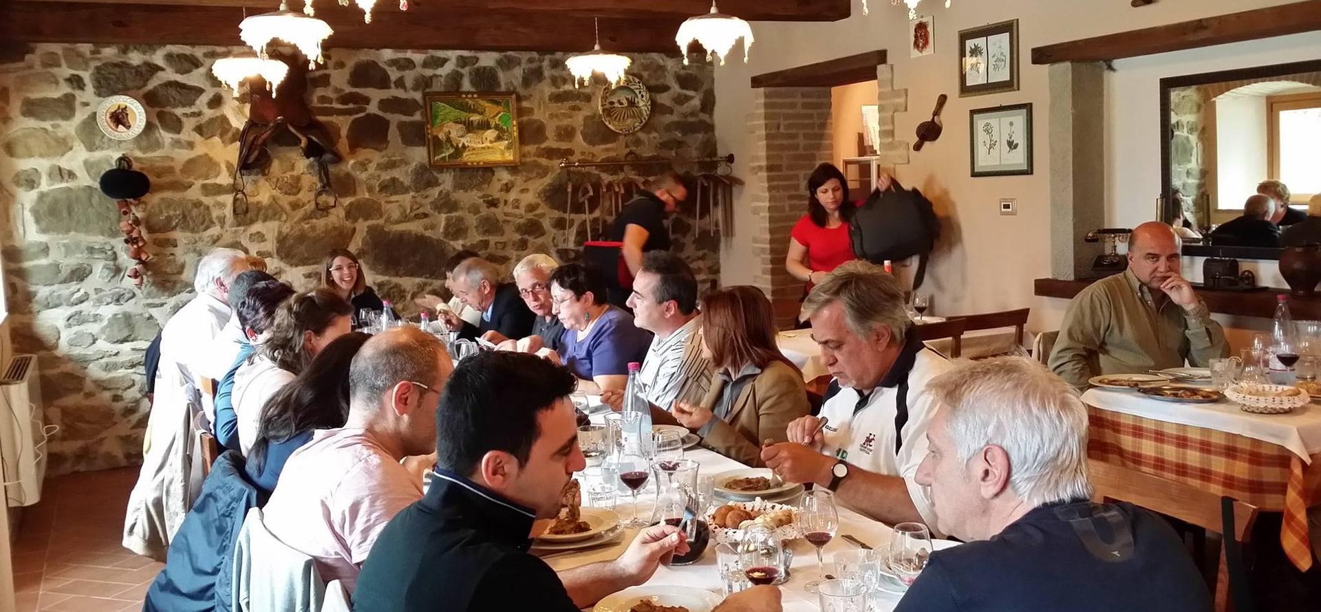 Organizzazione cene ed eventi ristorante toscano