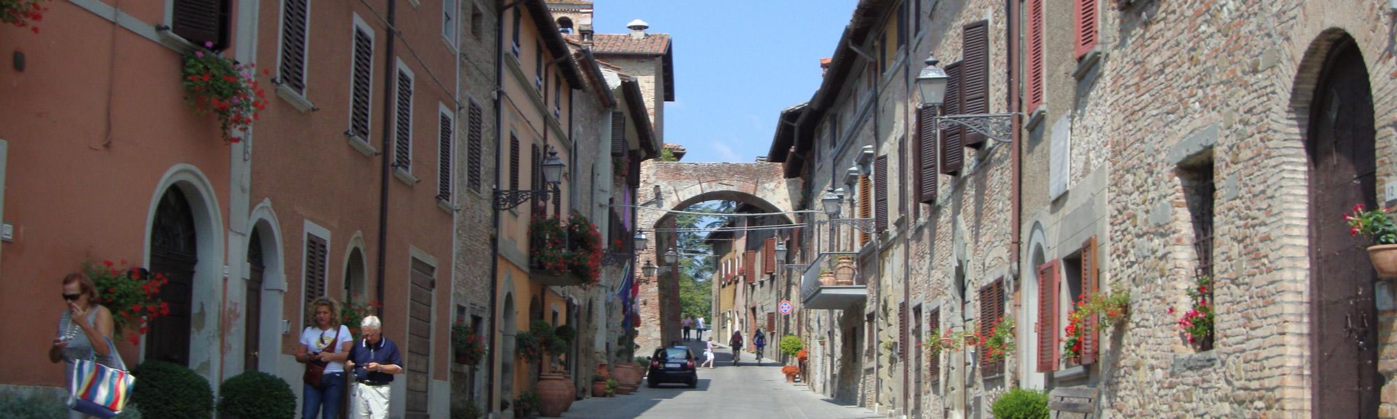Citerna in Umbria