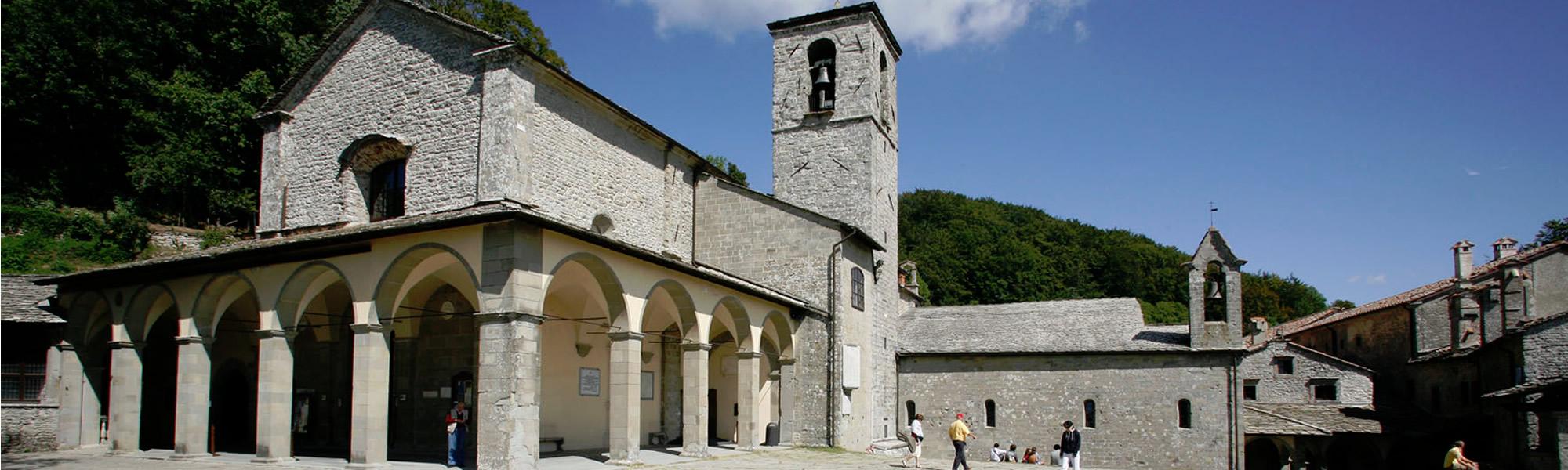 Santuario la Verna San Francesco
