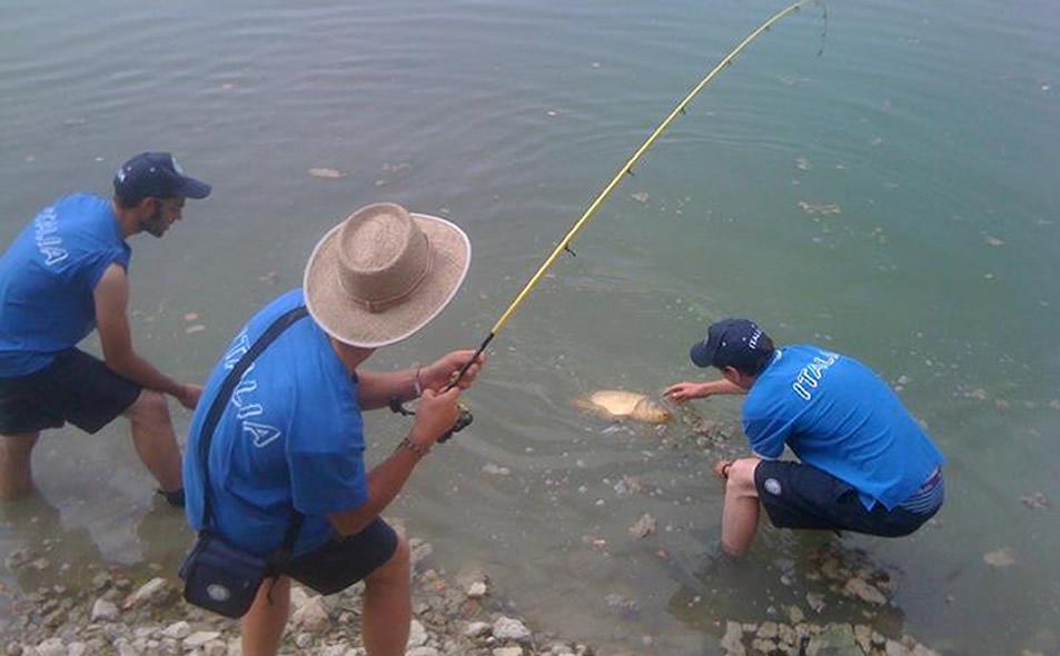 Pesca a mosca Valtiberina Toscana