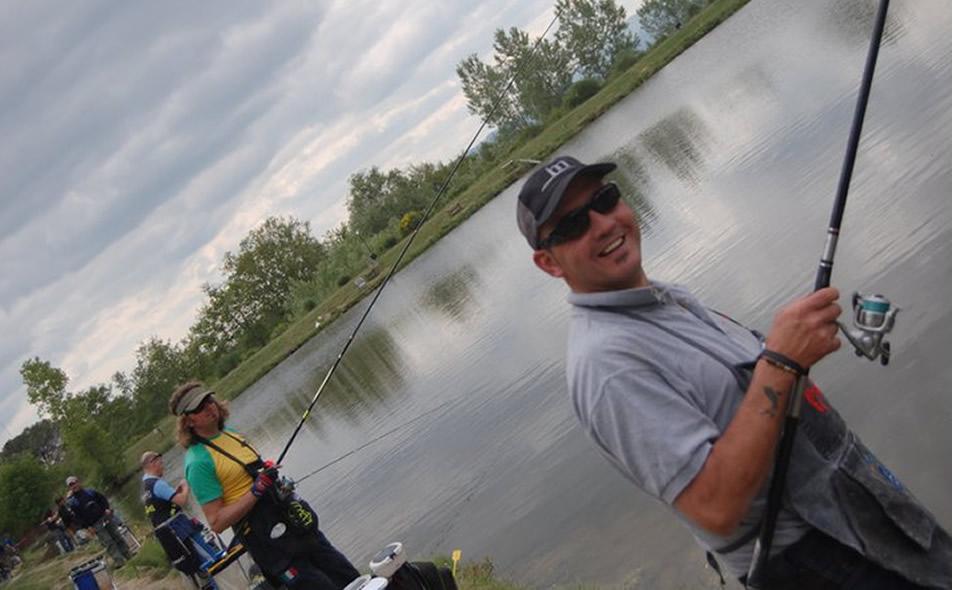 Pesca Lago di Montedoglio