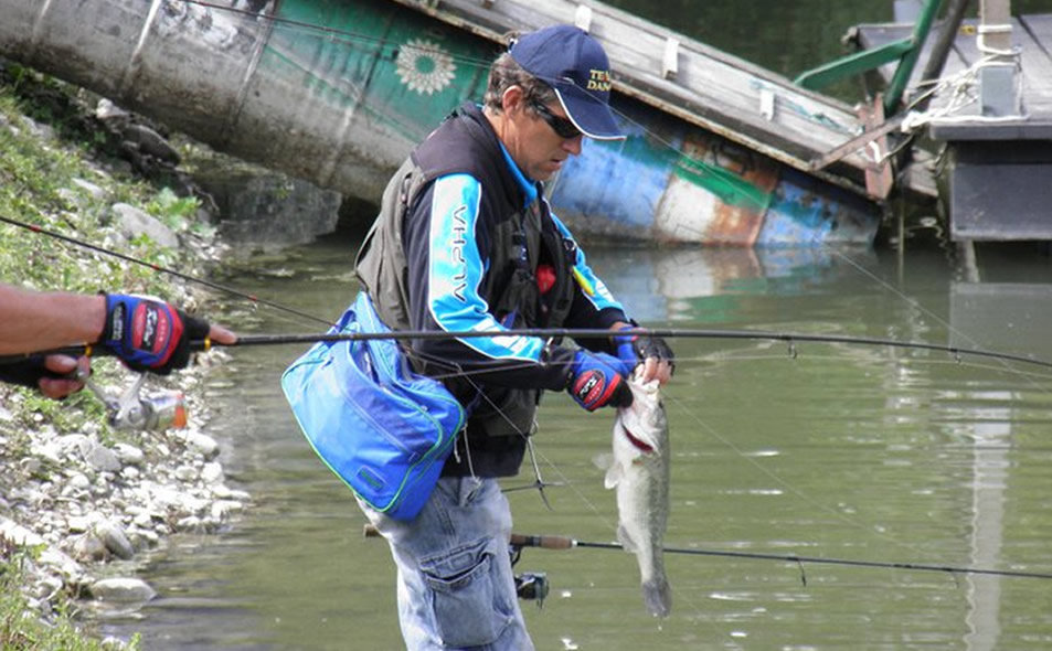 Pesca no-Kill Valtiberina Toscana