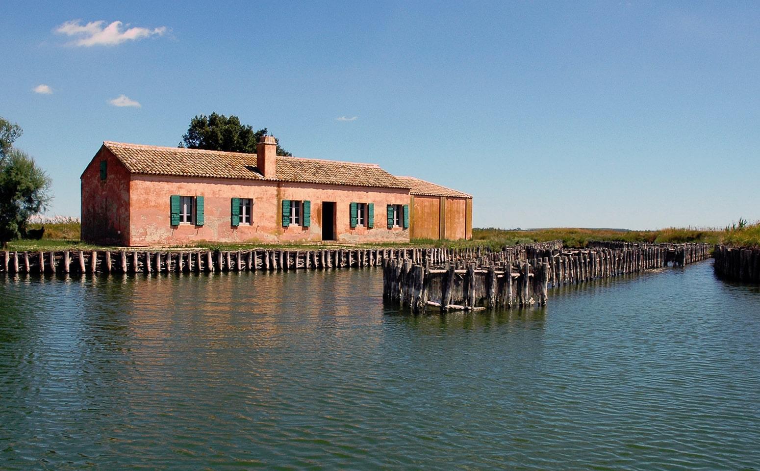 Pescare in Romagna