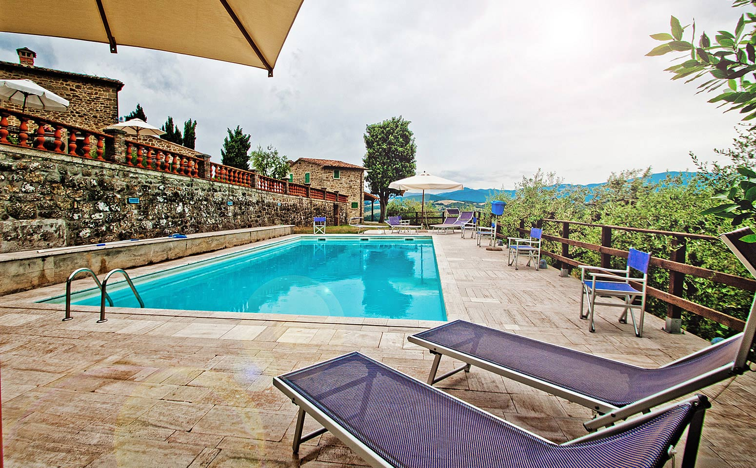 Vacanza in agriturismo in Toscana