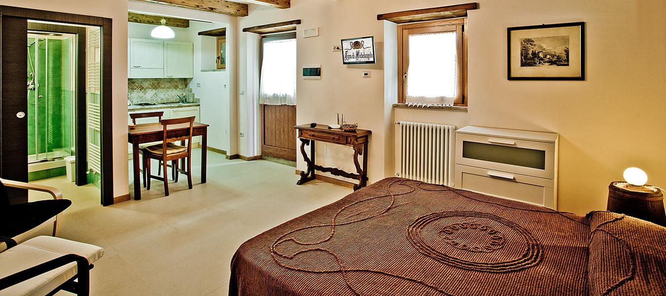 Appartamento Cipresso in affitto in Toscana