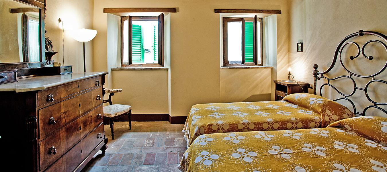 Appartamento Granaio in affitto in Toscana