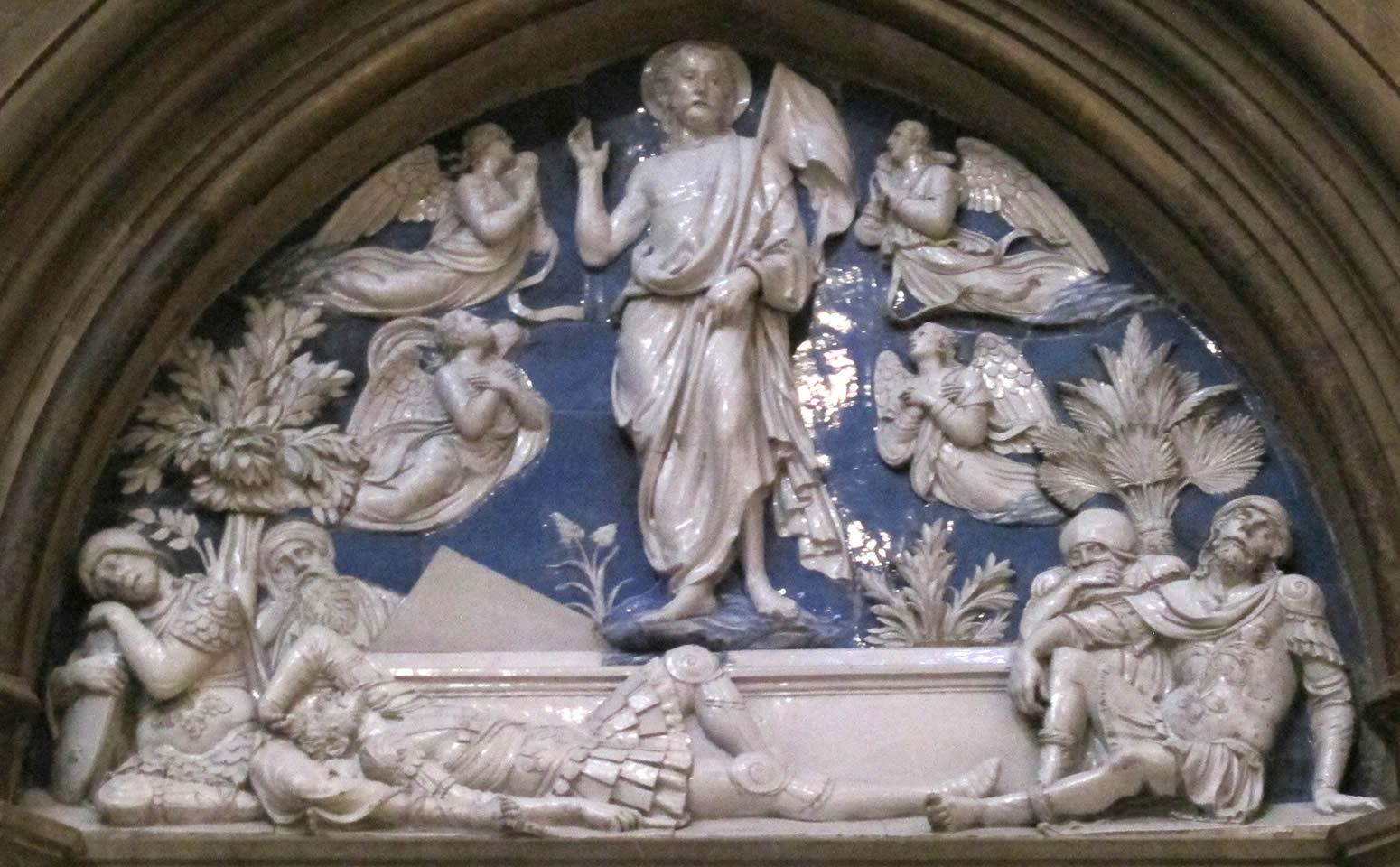 Resurrezione Luca della Robbia