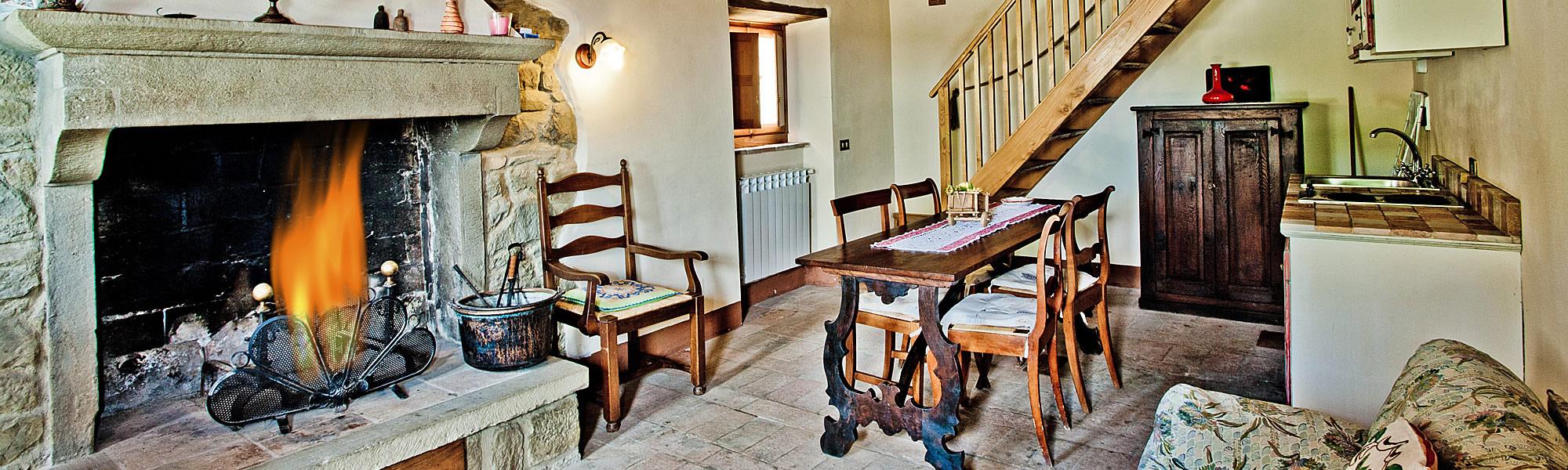 Appartamento vacanza La Casina in affitto per 4 persone