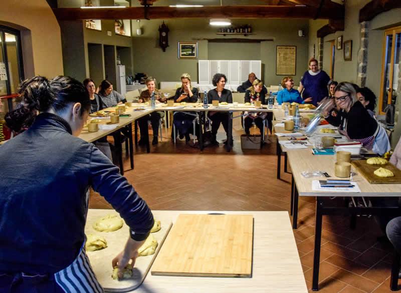 Scuola di cucina Terra di Michelangelo