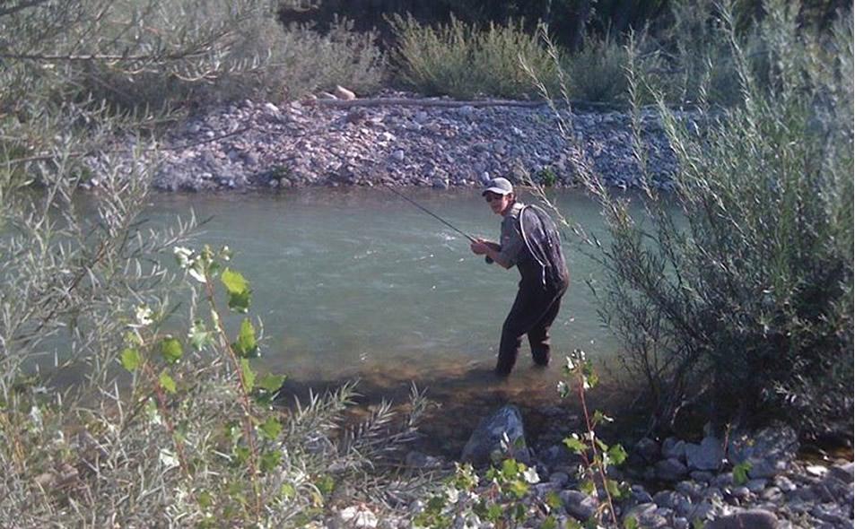 Soggiorno in agriturismo e pesca in Toscana