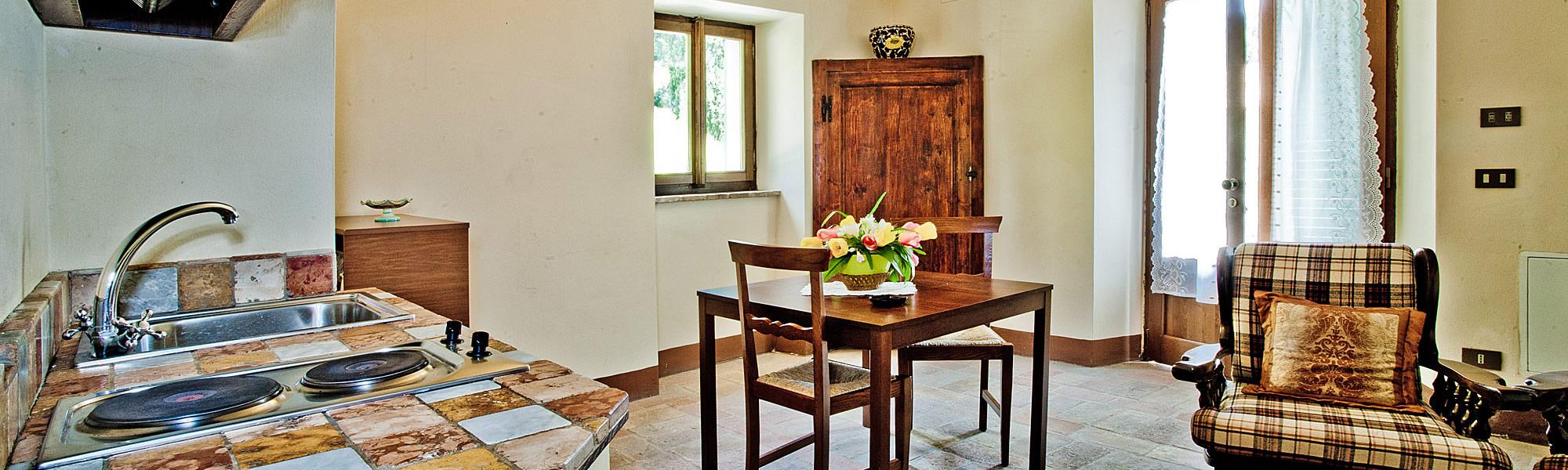 Appartamento Granaio in affitto Toscana