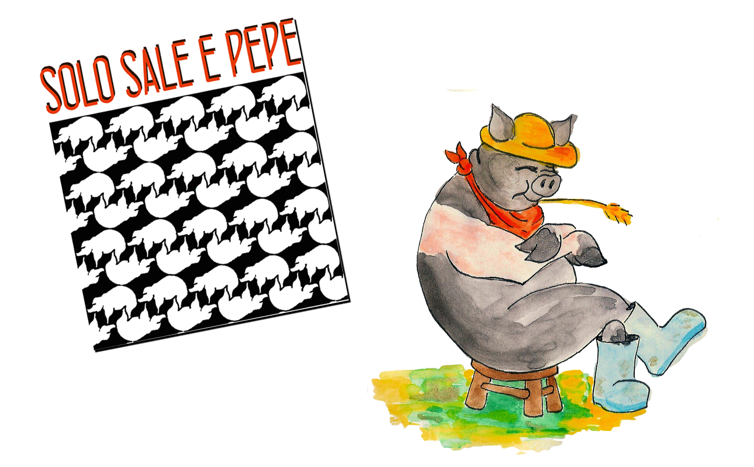 Allevamento Solo sale e pepe Terra di Michelangelo