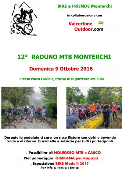 raduno mountain bike Monterchi