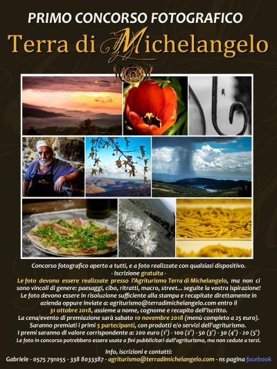 primo concorso fotografico Terra di Michelangelo